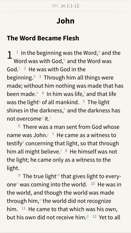 Bible by Olive Tree screenshot-0