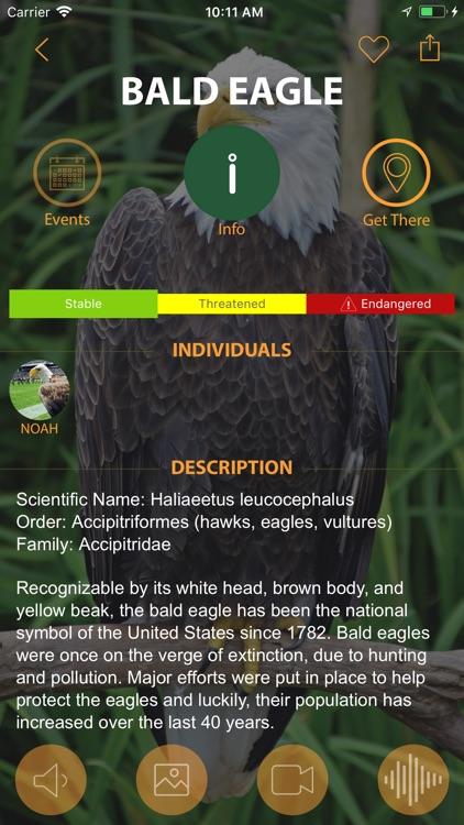 Elmwood Park Zoo screenshot-3