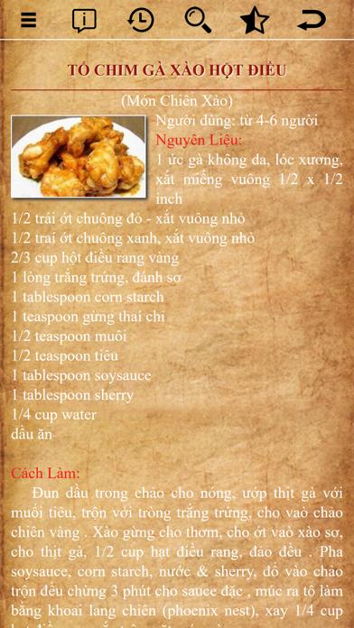 Nấu Ăn Ngon - Công thức nấu ăn screenshot two
