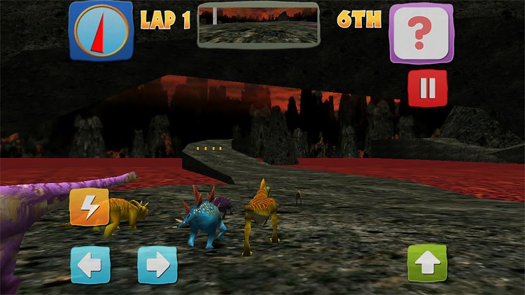 Dino Dan: Dino Racer screenshot-0