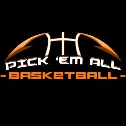 Pick 'Em All Basketball