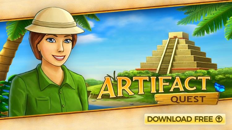 Artifact Quest - Match 3 Game screenshot-4