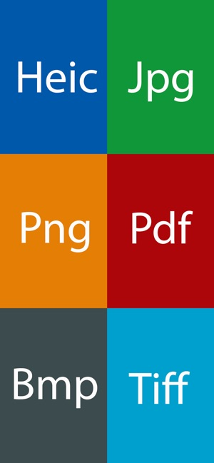 The Image Format Converter Screenshot