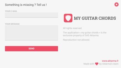 点击获取My Guitar Chords