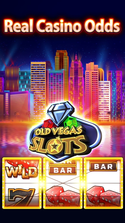 Old Vegas Slots: Casino Games screenshot-3