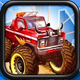 Monster Truck Escape: Car Race
