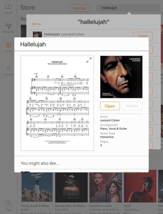 SheetMusicDirect.com screenshot-3