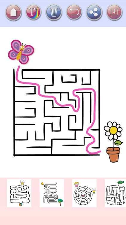 Mazes games - Funny Labyrinths screenshot-3