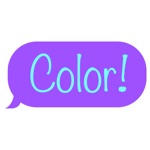 Color Text Bubbles on iMessage