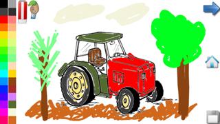 Screenshot of Libro da colorare la fattoria3