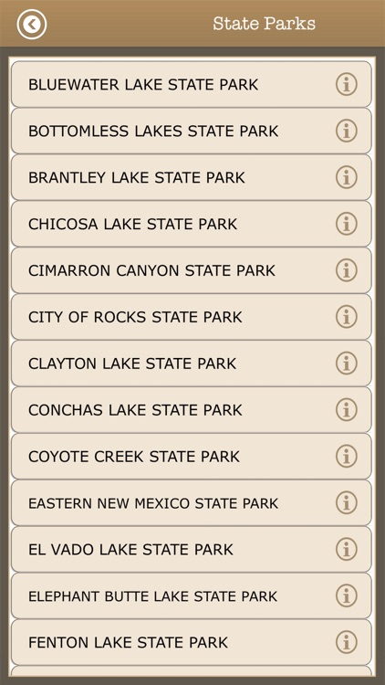 Best-New Mexico Camps & Trails screenshot-4