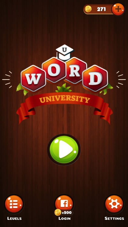 Word University - Word Connect