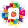 拼图认水果