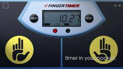 Screenshot for Finger Timer Full in Germany App Store