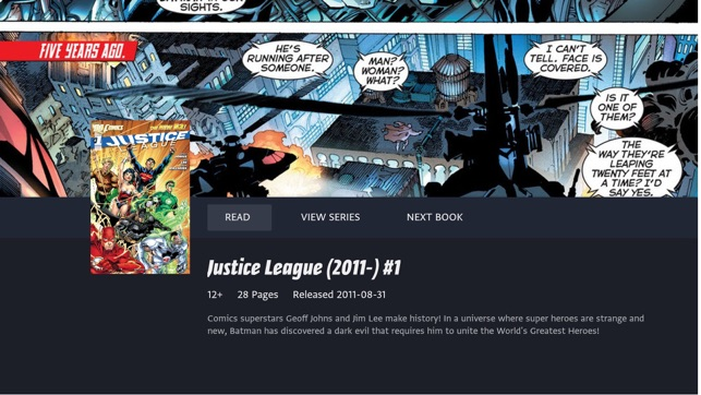 DC Universe on the App Store