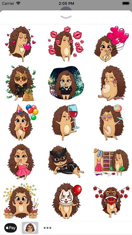Eva Stickers