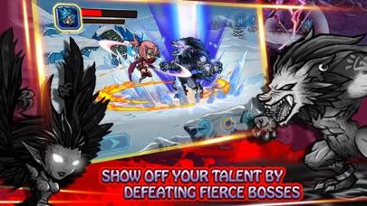 Ninja fighting fantasy