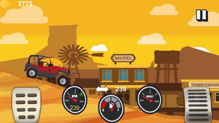 Angry Driver Hill Racing screenshot-4