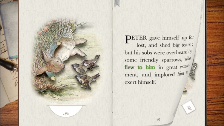 PopOut! The Tale of Peter Rabbit - Potter screenshot-3
