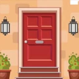 Cute Cartoon House Escape