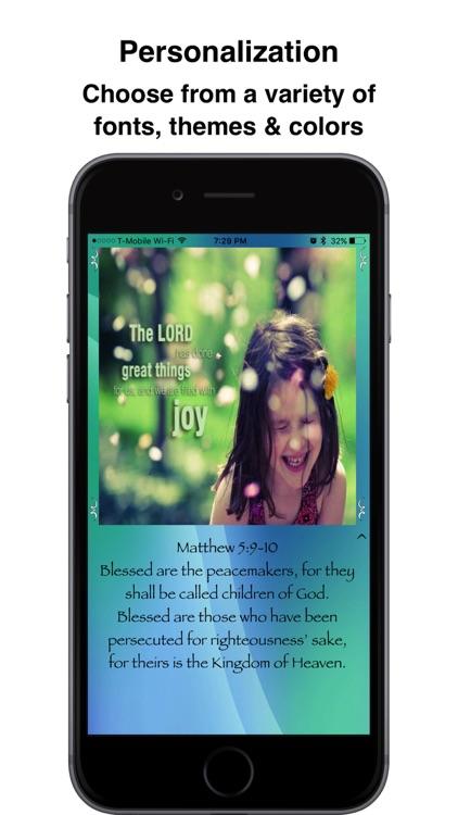 Daily Bible Devotionals screenshot-4