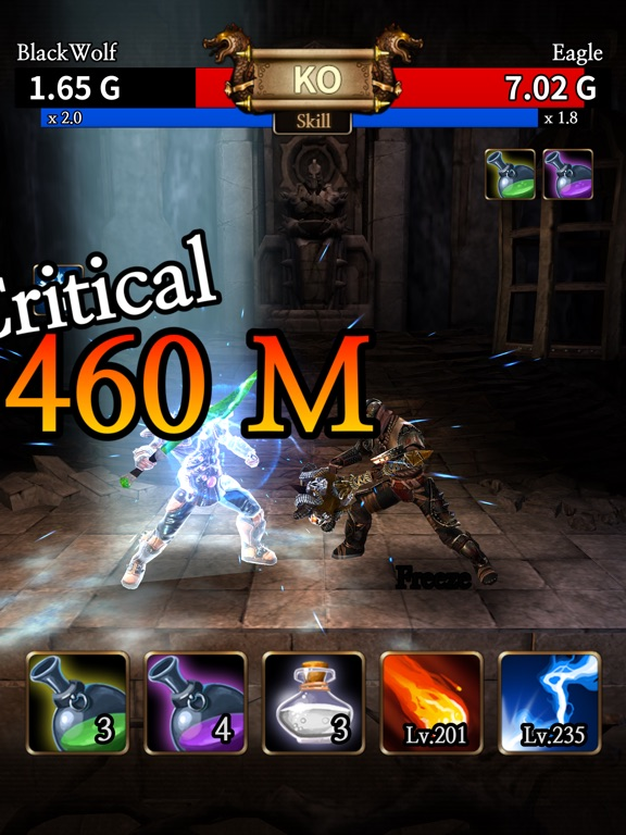Screenshot 3 Weapon Battle