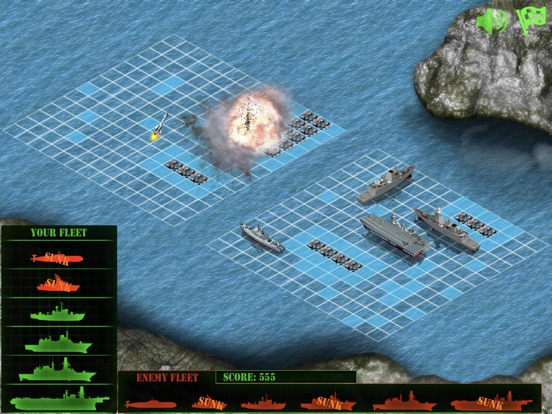 Battleship War ® screenshot 6