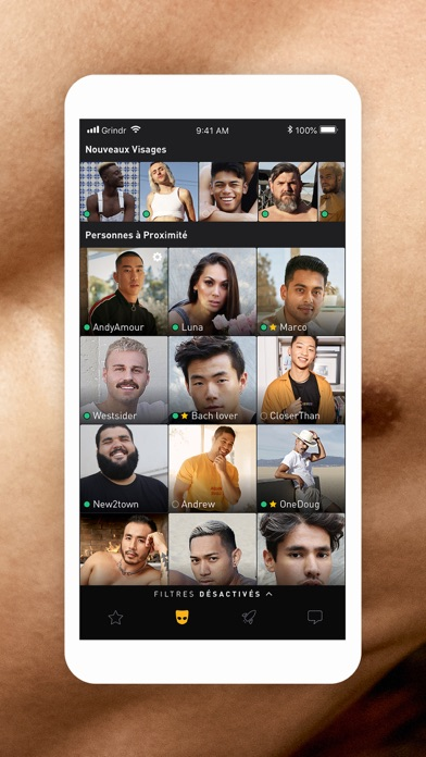 Screenshot for Grindr - Chat gay in Lebanon App Store