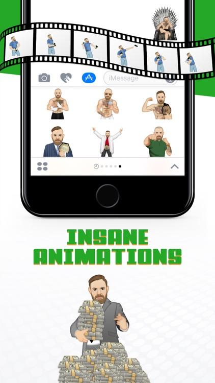 MacMoji ™  by Conor McGregor screenshot-4