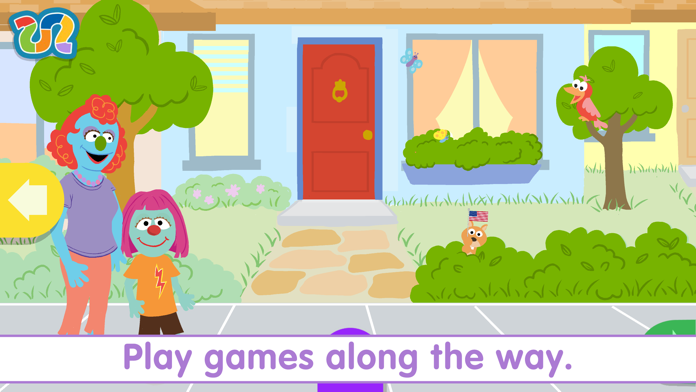 The Big Moving Adventure Screenshot