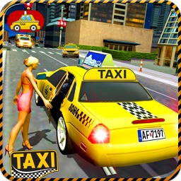 New York City Taxi Driver 3D