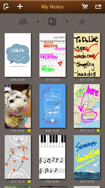 Jotter (Handwriting Notepad) screenshot-4