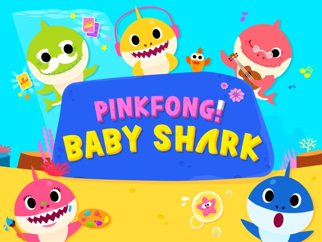 Pinkfong Baby Shark On The App Store