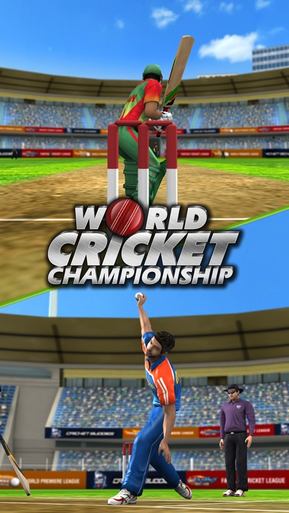 World Cricket Championship Lt screenshot-0