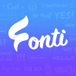 Fonti - Font Keyboard: cool fonts, colors & themes