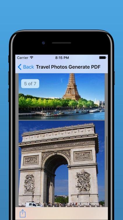 Photos to PDF - JPG to PDF file converter
