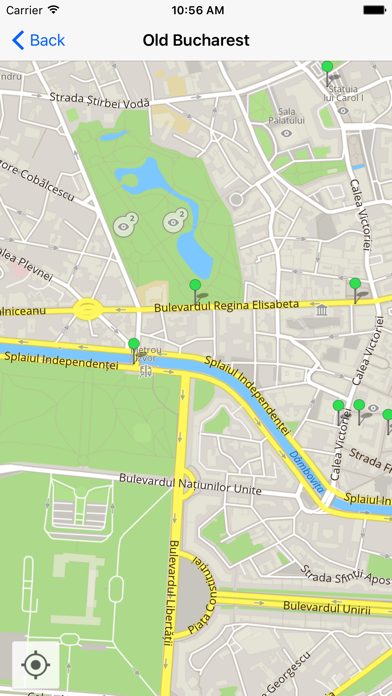 Old Bucharest screenshot two