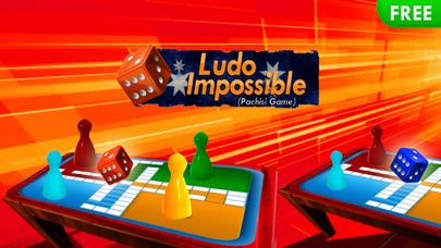 Ludo Impossible Pachisi Game screenshot 3