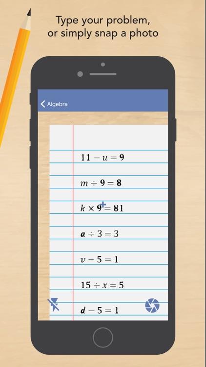 Mathway screenshot-4