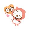 Ami Cute Emotes Sticker Pack