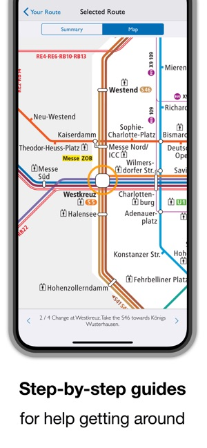 Berlin Subway BVG U Bahn map on the App Store