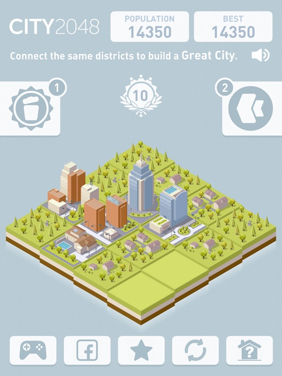 Скачать City 2048