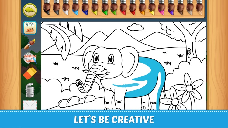 Zoo Animals For Toddlers screenshot-4