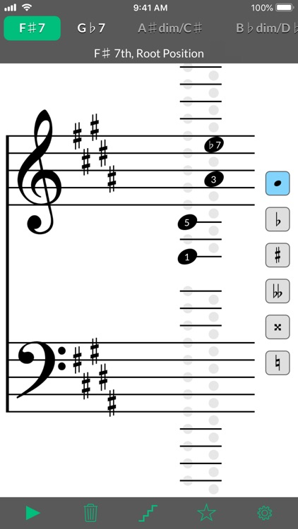 Reverse Chord Finder Pro screenshot-2