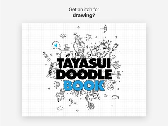 Screenshot 1 For Tayasui Doodle Book
