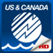 App Icon for Boating US&Canada HD App in Chile IOS App Store
