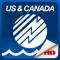 App Icon for Boating US&Canada HD App in Turkey IOS App Store