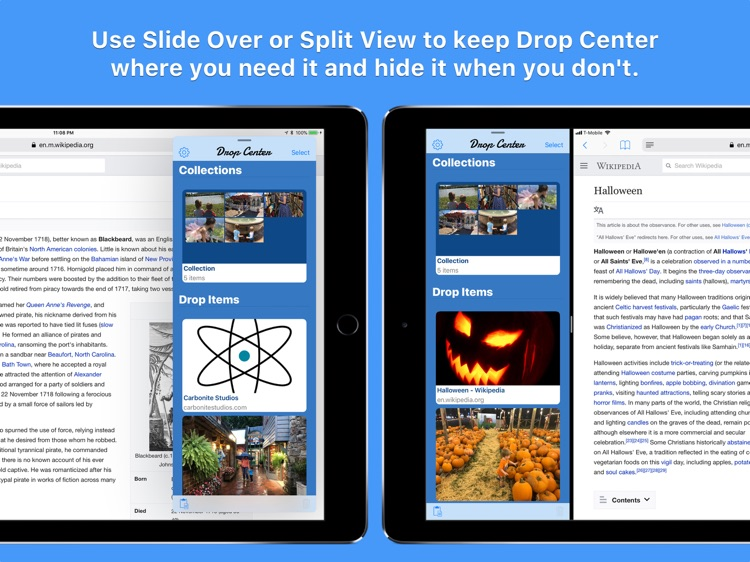 Drop Center screenshot-1