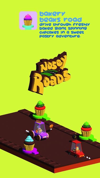 Nosey Roads screenshot-5
