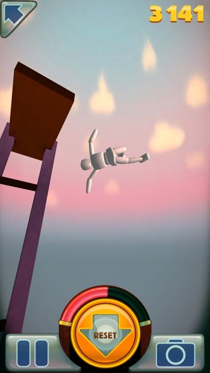 Stair Dismount® screenshot-4
